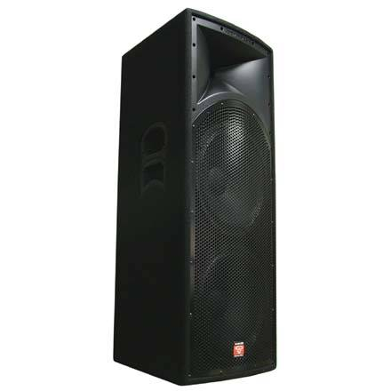 Cerwin Vega INT-252 Dual 15in 3-way Full-range Speaker, 1000W