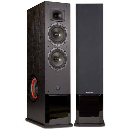 Cerwin Vega CMX-28 Floor Standing Speaker 200 Watt Single